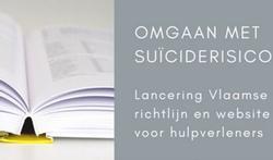 Richtlijn 'Omgaan met suïciderisico'