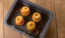 Appels in de oven