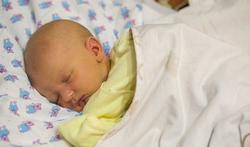 Een gele baby: geelzucht of icterus bij de pasgeboren baby