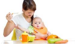 Voedingsaanbevelingen voor jonge kinderen