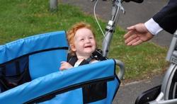 Fietsen met kinderen: Is een bakfiets geschikt om kinderen te vervoeren?