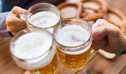 Maakt bier dik?