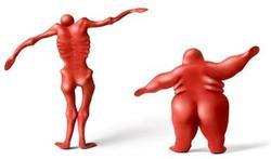 4 percent van de bevolking is vatbaar voor eetstoornissen