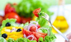 Langer leven met mediterraan dieet
