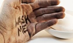 Waarom beter geen antibacteriële zeep gebruiken?