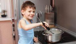 Veiligheid jonge kinderen in huis kan beter
