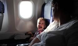 Mag uw kind vliegen met een middenoorontsteking (otitis media)?