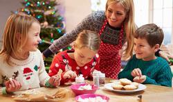 Feest in huis (met kinderen)