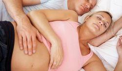 Mag je vrijen als je zwanger bent?