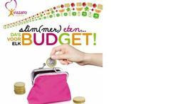 """Campagne """"Slim(mer) eten, da's voor elk budget"""""""