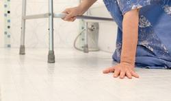 Vallen belangrijke doodsoorzaak senioren