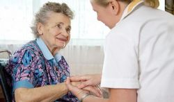 Geriatrische patiënt heeft extra aandacht nodig