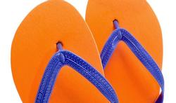 Hoe lang mag je slippers of flipflops dragen?