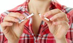Minder risico voor het hart na rookstop, zelfs bij gewichtstoename