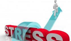 Veel stress op werk even schadelijk als passief roken