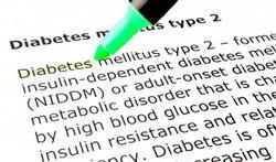 45-plusser loopt 50% risico op diabetes type 2