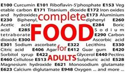 Hoe dierlijke e-nummers en ingrediënten herkennen?