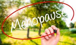 Op consultatie bij de menopauzeconsulent.