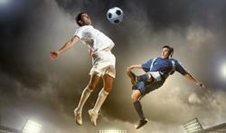 Meer voetbal is minder bloed