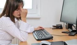 Is lang op computer werken ongezond voor uw ogen ?