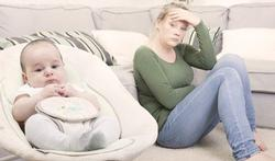 Wie loopt een verhoogd risico op een postnatale depressie?