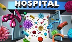 Ziekenhuisinfecties maken meer doden dan verkeersongevallen