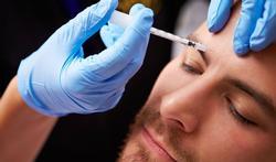 Ook mannen raken verslingerd aan Botox