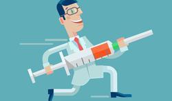 Huidig griepvaccin voorkomt bijna 40 procent van griepgevallen
