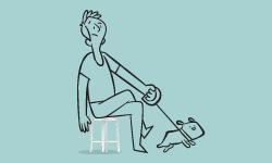 Zit jij te veel stil?  Doe de test & wij helpen je uit je stoel!