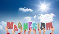 Denk naast vitamine D ook aan magnesium!  [pub]