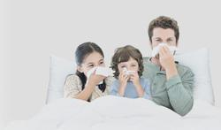 Pak verkoudheden aan vanaf de eerste tekenen !
