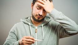 Volwassene krijgt slechts twee keer per tien jaar griep