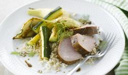Licht en gezond koken met varkensvlees