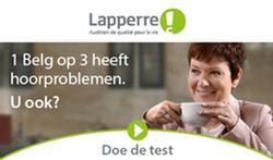 1 op 3 Belgen heeft gehoorproblemen. U ook?