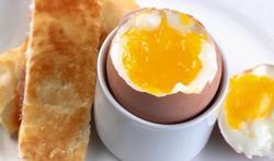 Eieren niet slecht voor het hart