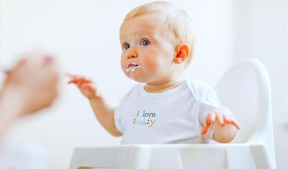 verminderde eetlust baby