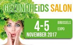 Hernieuw jezelf op het GEZONDHEIDSSALON : 4 en 5 november in Brussels Expo !