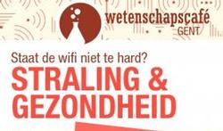 'Staat de wifi niet te hard? Straling en gezondheid'