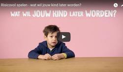 Video: Risicovol spelen - wat wil jouw kind later worden?