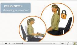 Video : Veilig zitten en opstaan