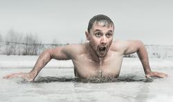 Exercice physique : un bain froid après l'effort ?