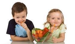 Quelle quantité de légumes pour un enfant ?