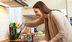 L'astuce pour éviter que la casserole déborde