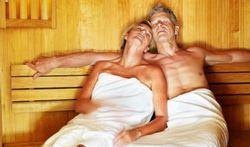Le sauna contre la crise cardiaque