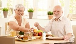 Alimentation : seniors, ne vous privez pas !