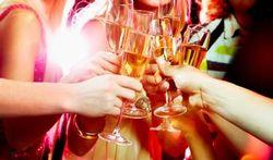 Combien de calories dans le champagne ?
