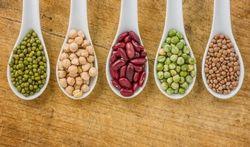 Cholestérol : des haricots, des pois et des lentilles