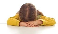 Attention à la dépression chez le jeune enfant