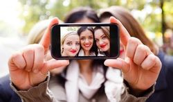Les poux adorent le selfie