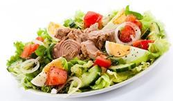 Salade composée : pour votre santé, ajoutez un œuf !